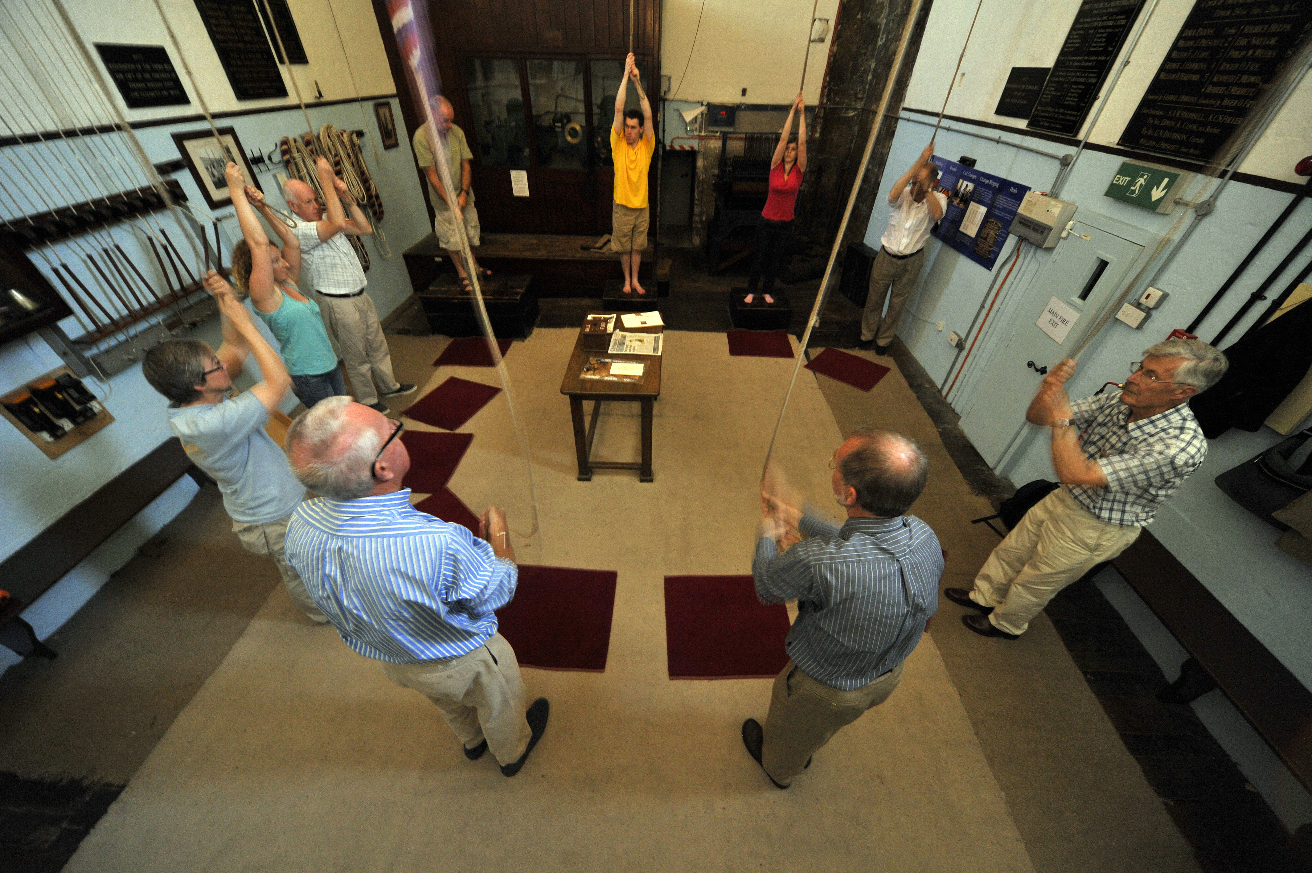 Abbey Bell Ringers