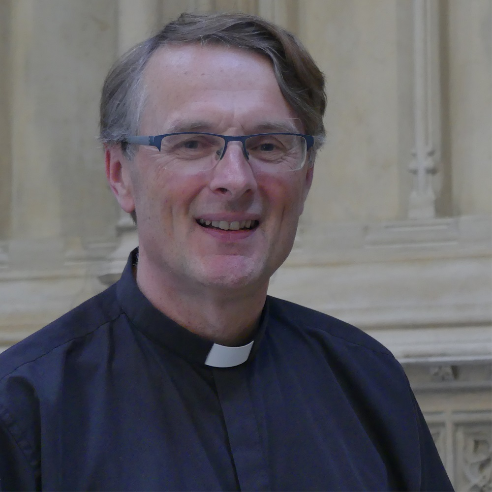 Revd Canon Bridgewater, Rector of Bath Abbey