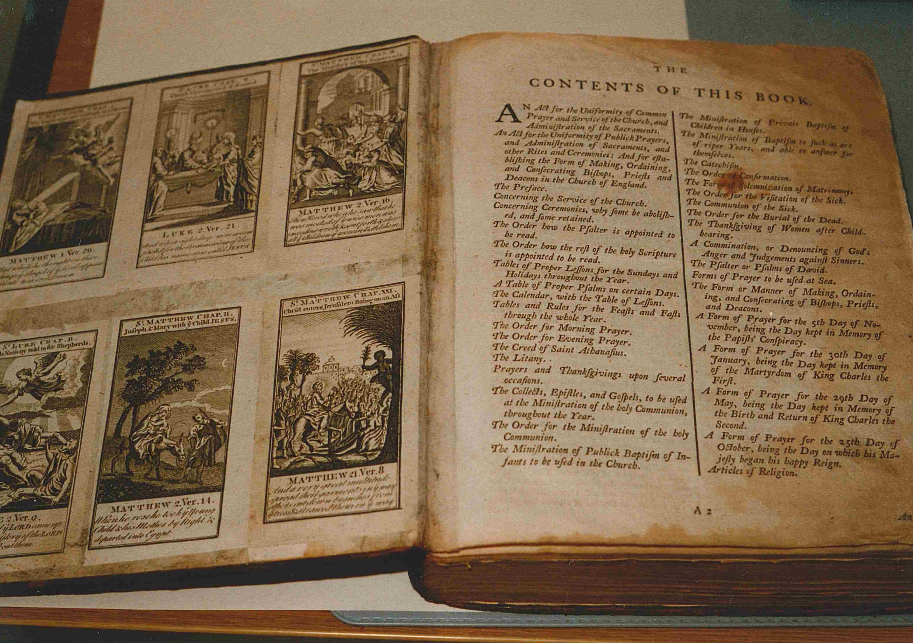 A Bath Abbey Library Book