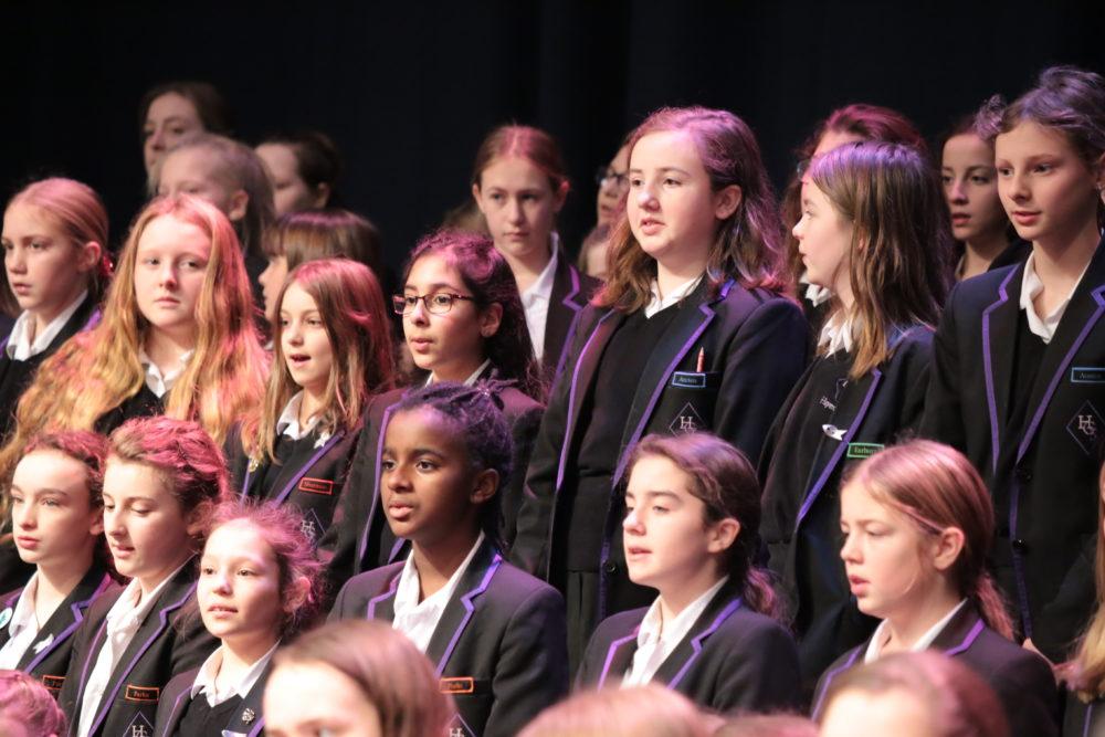 Hayesfield Girls School Choir