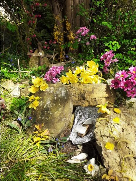 Annelie's Easter Garden