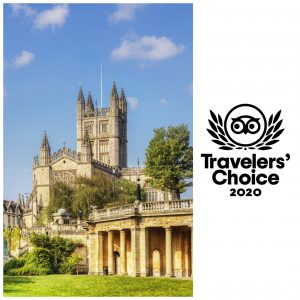 Bath Abbey receives Tripadvisor Traveler's Choice Award