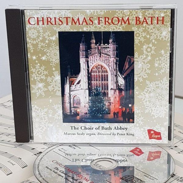 CD Christmas from Bath