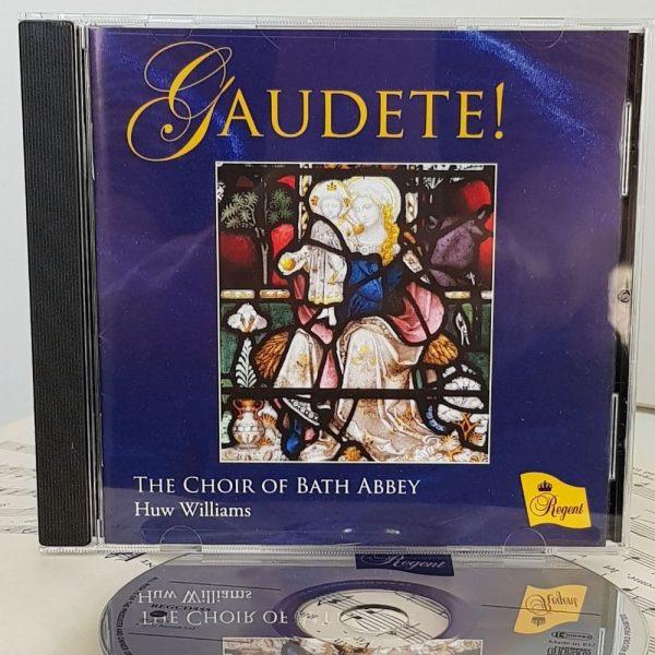 CD Gaudete! from Bath Abbey