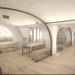 Architect's visualisation learning room
